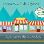 Grandes descuentos en los pequeños comercios de Calasparra el próximo 28 de agosto