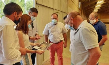 Impulsan la puesta en marcha en Caravaca del Centro Logístico de Creación de Biomasa de la Región de Murcia