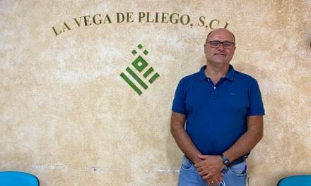 """Pedro Noguera: """"Queremos unir la Vega de Pliego a la Marca Sierra Espuña para abrir nuevos mercados"""""""