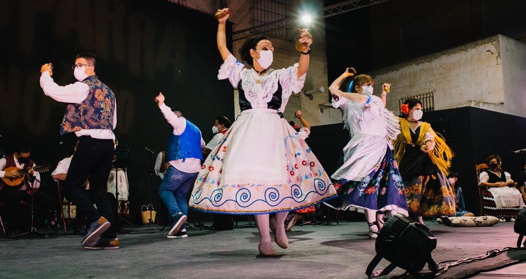 Celebrado el VI Encuentro de Folclore «Villa de Calasparra»