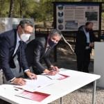 El Ayuntamiento de Calasparra y la Universidad de Murcia firman dos convenios de colaboración