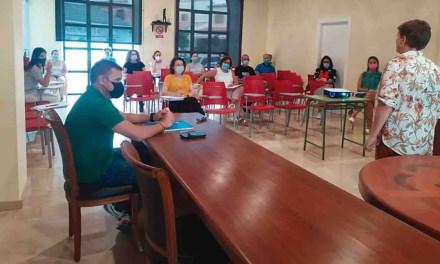 Campos invita a los ciudadanos a aportar iniciativas en materia de igualdad en una encuesta