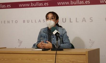 El Ayuntamiento de Bullas pide a la población responsabilidad para frenar la incidencia de Covid-19 en aumento en los últimos días