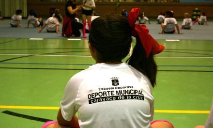 Deportes Caravaca planifica las 'Escuelas Deportivas Municipales' bajo un protocolo de seguridad y prevención atendiendo la orden publicada para la Región de Murcia