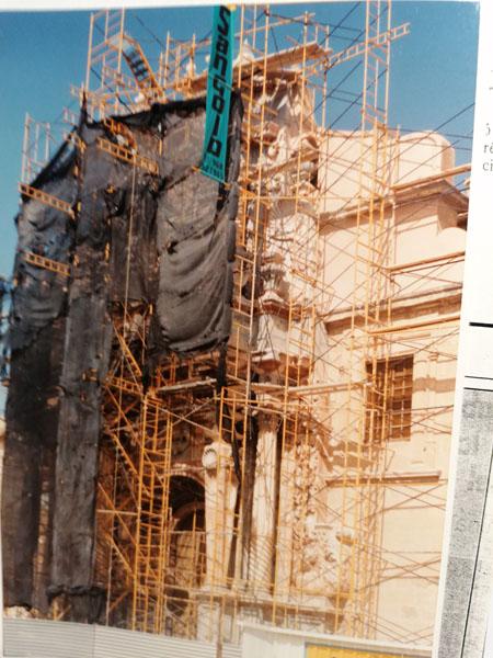 Restauración de 1991