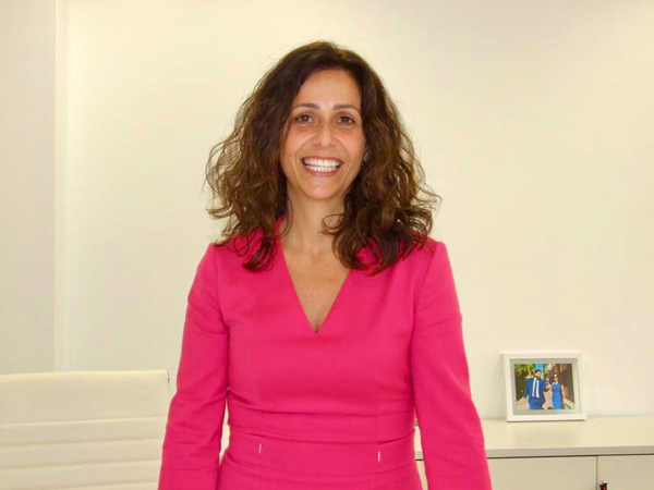 Cristina Sánchez, consejera de Turismo