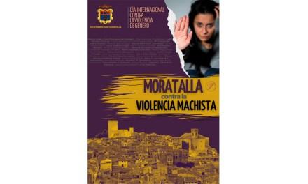 Igualdad presenta la programación de la Semana contra la Violencia de Género en Moratalla