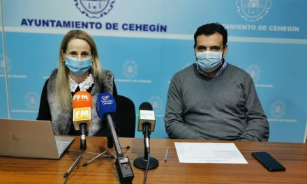 El Ayuntamiento de Cehegín vuelve a informar de la situación de la pandemia en el municipio