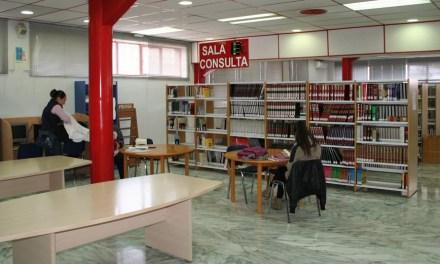 """La Biblioteca de Cehegín consigue el premio """"María Moliner"""""""
