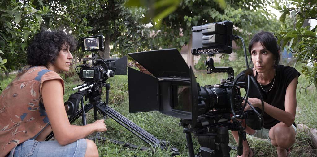 Dos cineastas murcianas, Eva Libertad y Nuria Muñoz, llenan de gloria las grandes pantallas del mundo