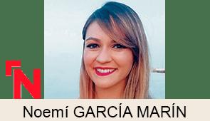 Colaboradora Noemi García Marín