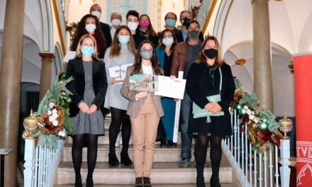 La Sede Permanente de la Universidad de Murcia entrega los premios a los mejores trabajos Fin de Grado y Fin de Máster relacionados con Cehegín