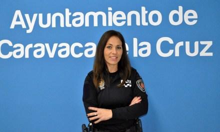 Nieves Martínez, policía local en Caravaca: «La esencia de este trabajo es que trabajas por, para y con las personas»