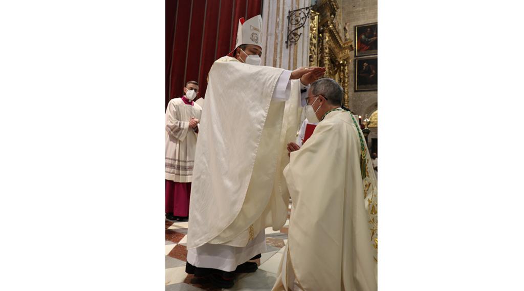 La Diócesis de Zamora es desde hoy pastoreada por Mons. Fernando Valera Sánchez, sacerdote de la Diócesis de Cartagena, natural de Bullas