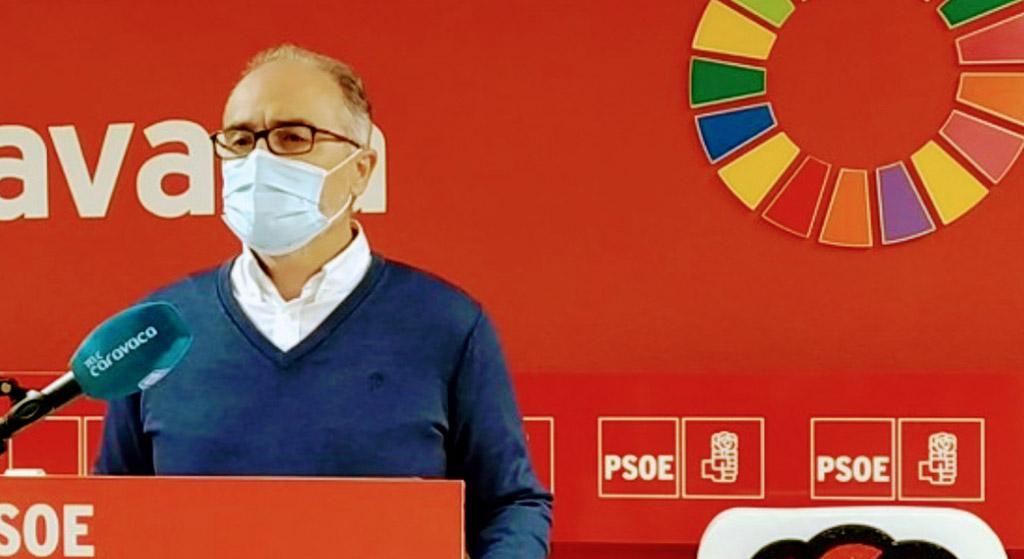 Los socialistas caravaqueños acusan a José Francisco García de discriminar a sus concejales
