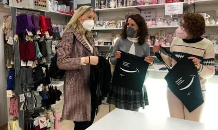 La Directora General de Comercio visita Cehegín para apoyar y resaltar los beneficios del comercio local