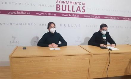 El Ayuntamiento de Bullas toma medidas para frenar los contagios por Covid-19