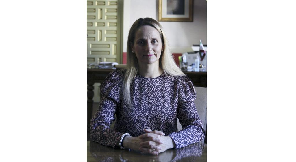 Alicia del Amor, alcaldesa de Cehegín: «El bienestar de los ciudadanos es el del Ayuntamiento también, y viceversa»
