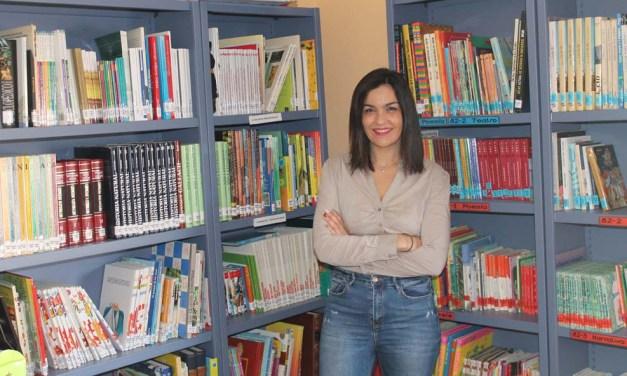 Cristina Lorenzo Martínez, candidata a la mejor maestra de España
