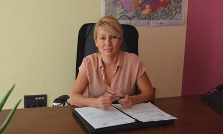 María José Pérez Cerón, alcaldesa de Campos del Río: «Si la salud se para, todo se frena»