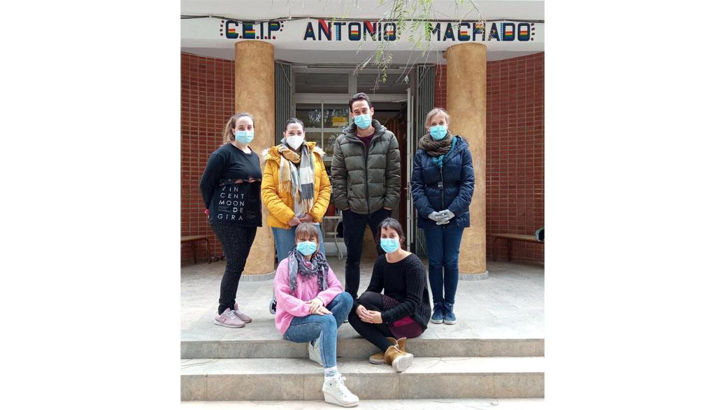 CEIP Antonio Machado de La Copa de Bullas: comprometidos con la idea de que otra educación es posible