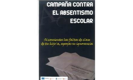 Continúa en Cehegín el Programa de Absentismo y Abandono Escolar