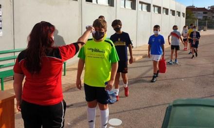 El Ayuntamiento de Caravaca retoma de forma progresiva a partir del próximo lunes las 'Escuelas Deportivas Municipales'