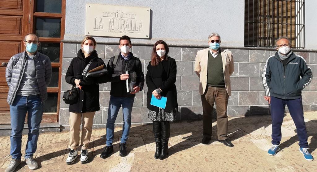 Cehegín continúa trabajando en el Plan de Accesibilidad del municipio