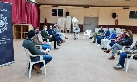 El Ayuntamiento de Caravaca y el Consejo de Pedáneos abordan mejoras en seguridad ciudadana