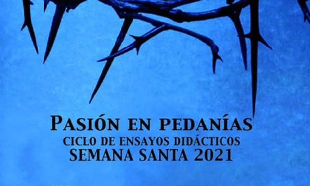 Las pedanías muleñas acogen un Ciclo de Ensayos Didácticos bajo el título de 'Pasión en Pedanías. Semana Santa 2021'