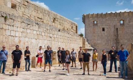 Artistas murcianos de prestigio aportan su visión del castillo de Mula en una de las exposiciones más destacada de la región en este 2021