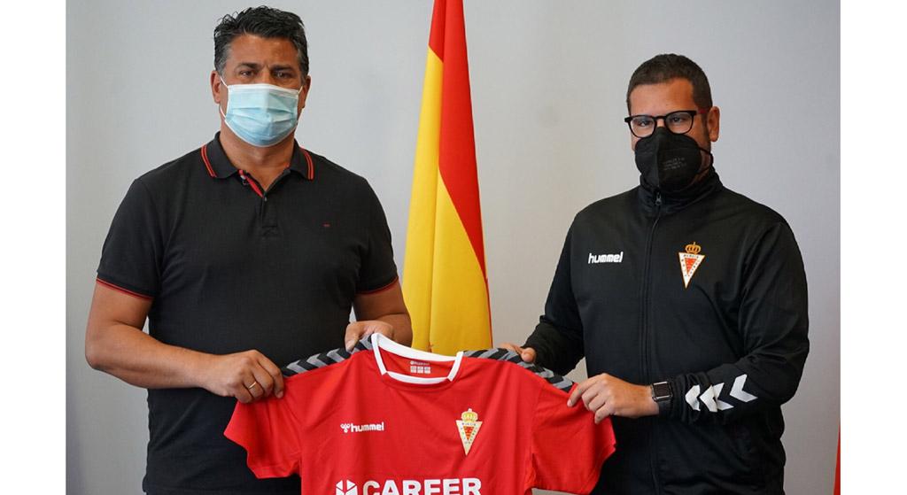 José Carlos Gozalbes dirige el Juvenil A del Real Murcia CF