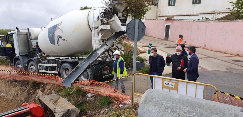 La Comunidad invierte cerca de 265.000 euros para acondicionar y mejorar la seguridad de dos vías rurales de Bullas