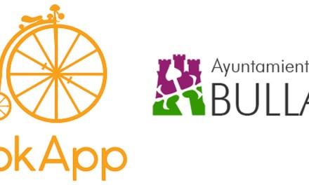 Los vecinos y vecinas de Bullas y de La Copa recibirán noticias del municipio a través de la aplicación TokApp