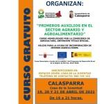 El Ayuntamiento de Calasparra organiza un nuevo programa de formación gratuito para este 2021 en colaboración con UPA