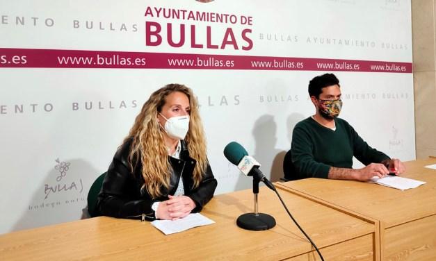 Bullas presenta la programación de un San Marcos 2021 marcado por la pandemia y sin grandes celebraciones