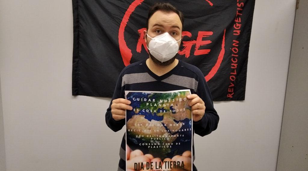 RUGE Murcia lanza un SOS a los políticos: «Estamos ante una emergencia y no podemos esperar»