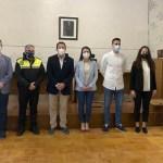La plantilla del cuerpo de la Policía Local de Mula se refuerza con la incorporación de cuatro nuevos agentes