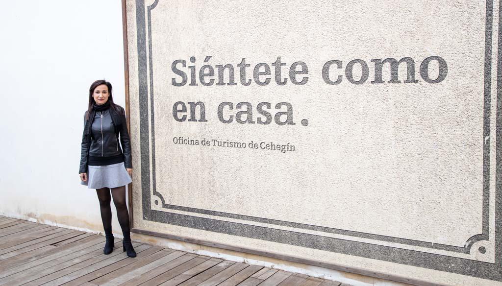 """Loli Agudo, concejal de Turismo en Cehegín: """"Nuestro casco histórico se convertirá en un lugar con plena accesibilidad en los próximos años"""""""