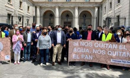 El Partido Popular se vuelca en la defensa del Trasvase Tajo-Segura