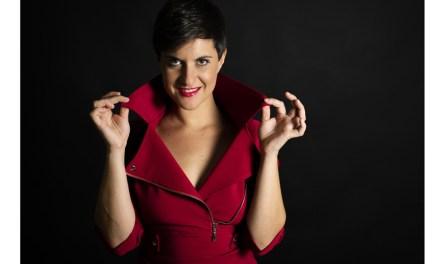 La actriz unionense Verónica Bermúdez será la presentadora de la 60 edición del Cante de las Minas