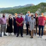 Una tibia y mágica noche de julio en Moratalla (crónica del LI Certamen Literario Albaricoque de Oro)