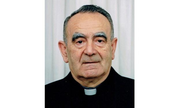 Ha fallecido el sacerdote diocesano nacido en Cehegín Calixto Carrasco Rioja