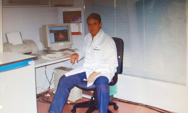 Doctor Antonio Ortolano Gómez: un buen compañero y un grandísimo amigo
