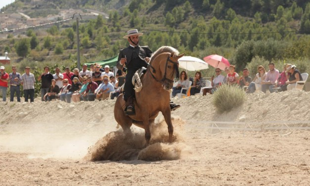 Sebastián López García: «La relación entre jinete y caballo debe de ser de una alta compenetración para poder llegar a lo más alto de las competiciones»