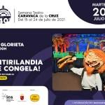 La 40 Semana de Teatro se abre al público infantil con dos obras gratuitas programadas este martes y miércoles en La Corredera