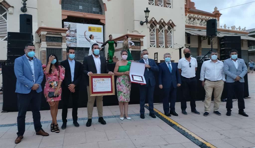 """La Feria Taurina del Arroz de Calasparra recibe el """"Castillete de Oro 2021"""""""
