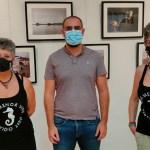 La Casa de Cultura de Bullas acoge hasta final de mes la exposición 'Una firma por el mar Menor'