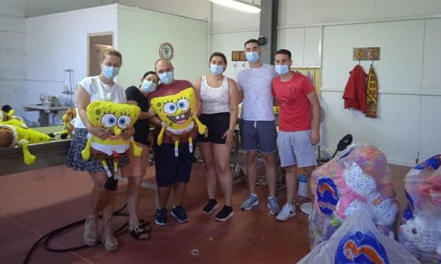 La fábrica de peluches Grupo Moya apuesta por el empleo personalizado