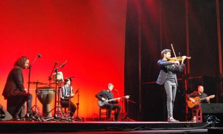 La noche en la que el violín de Paco Montalvo volvió a conquistar el Cante de las Minas